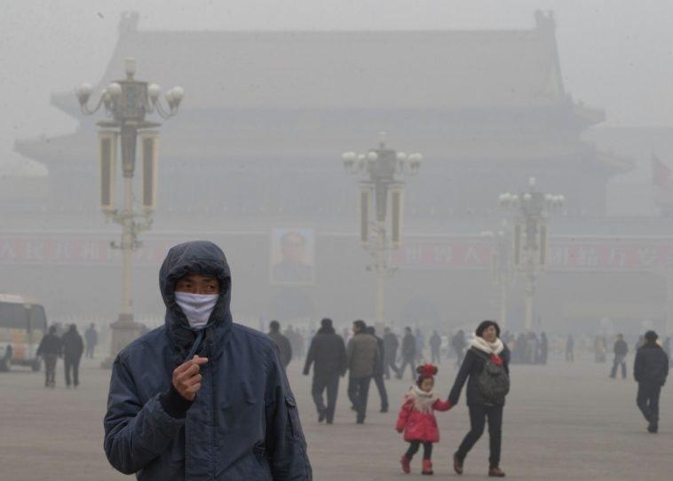 China está muy contaminada por producir productos baratos para Europa. La contaminación de los países ricos es el doble de lo que se publica, pues hay que contar la contaminación que provocan en otros países.