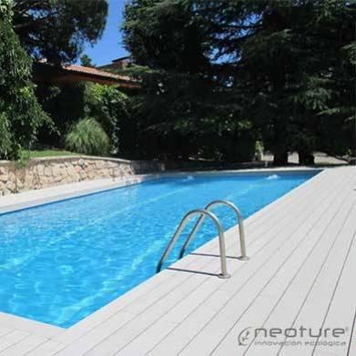 tarima piscina proyectos