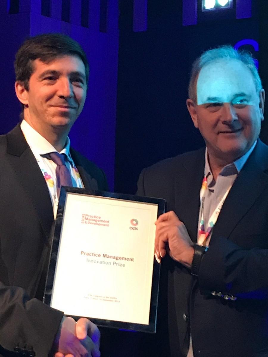Practice Management Innovation Prize