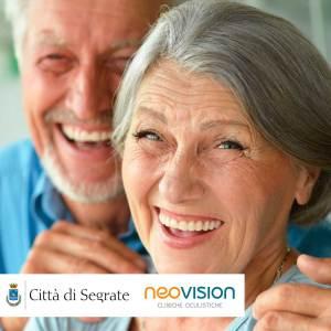 Cataratta: a Segrate Screening gratuiti