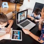Lockdown, smart working e smart schooling: cosa è successo ai nostri occhi - Neovision Cliniche Oculistiche
