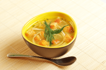 Chicken Soup for Common Cold