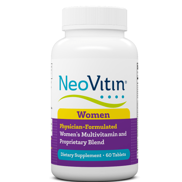 NeoVitin Womens Formula Multivitamin Bottle Front