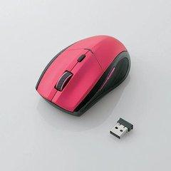 [ELECOM(エレコム)] IRマウス/省エネ/無線/5ボタン/ピンク M-IR02DRPN