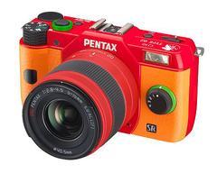 PENTAX Q10 エヴァンゲリオンモデル TYPE02 : アスカ