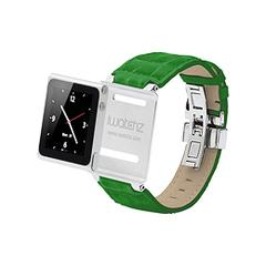 iWatchz Timepiece Collection - Green Leather CS3679