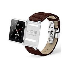 iWatchz Timepiece Collection - Light Brown Leather CS3672
