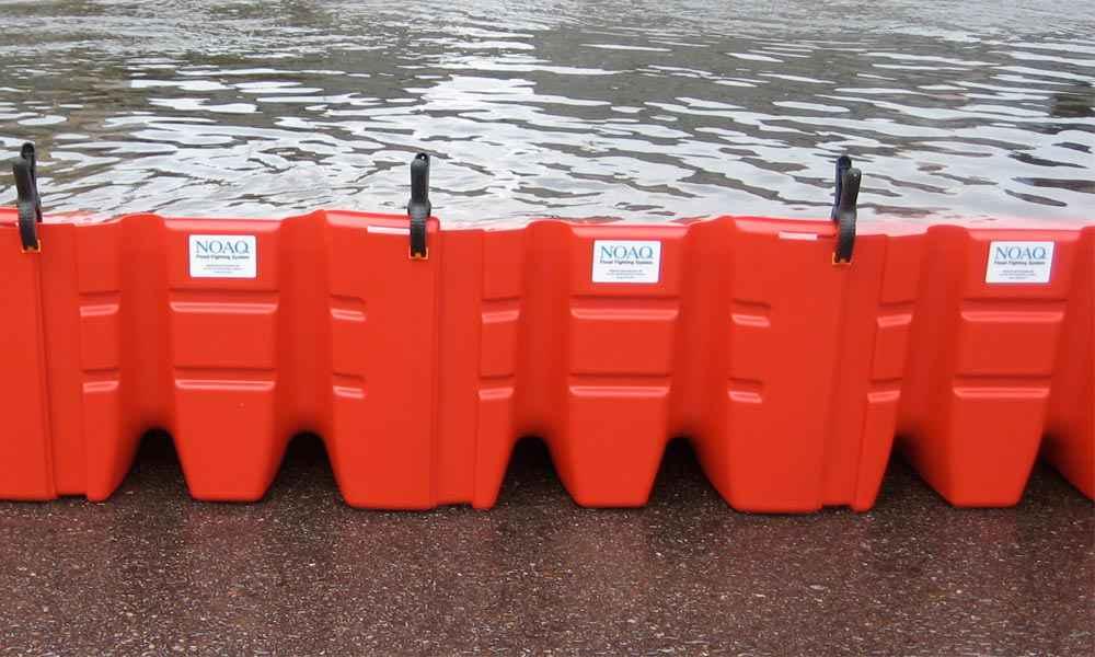 Noaq Boxwall Une Ingenieuse Barriere Anti Inondation Qui Se Monte En Quelques Minutes