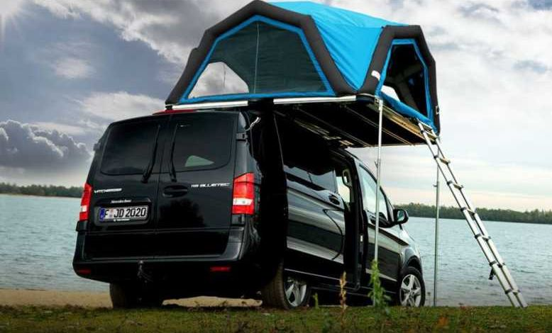 fjordsen xl la tente gonflable qui s