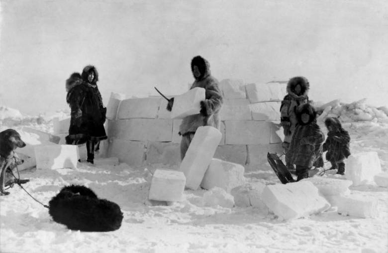 The invention of the igloo