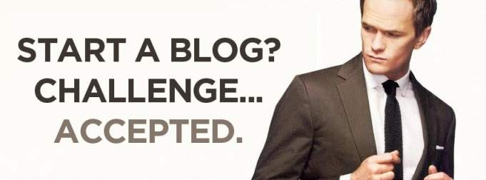 Barney Stinson has a blog. Just one of the Top 5 Reasons You Need A Blog
