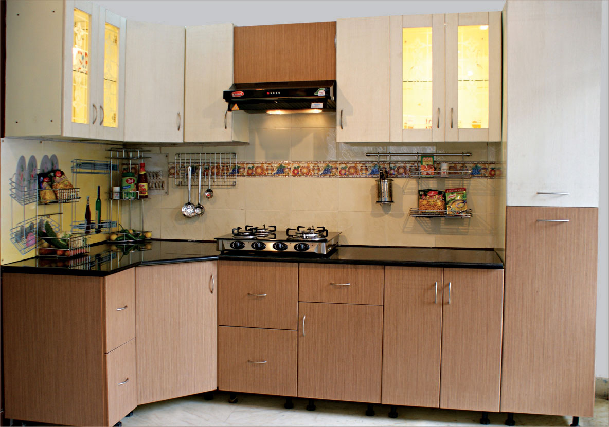 Kitchen Fittings Small Kitchens