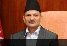 Prime Minister Dr. Baburam Bhattarai