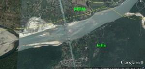 Tribeni_Gandak Barrage
