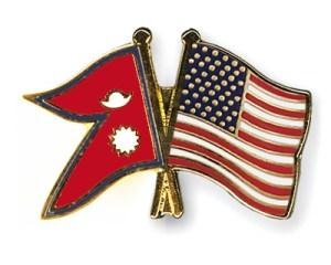 Flag-Nepal-USA