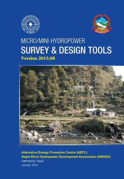 Micro-Mini-Hydro-survey-design-tool