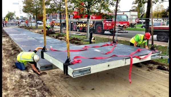 Pre-fabricated-concrete-slabs