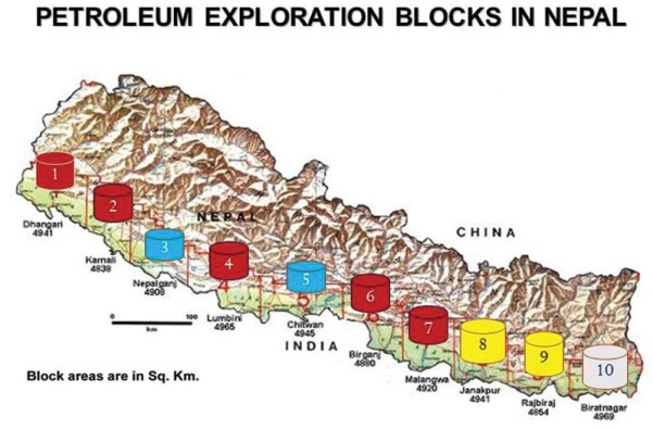 Petroleum-Blocks