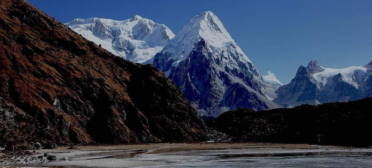 Popular trekking regions in Nepal