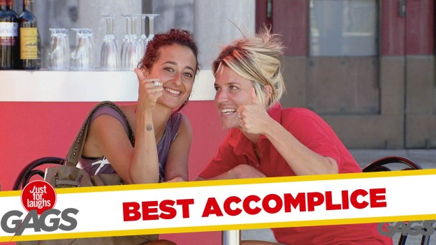 Best of Instant Accomplice by Just for Laughs Gags