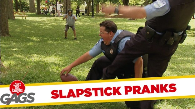Best Slapstick Pranks – Best of Just for Laughs Gags