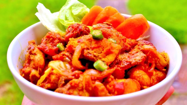 Chicken Curry Recipe – Nepali Style!