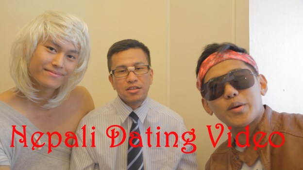 Funny Nepali Dating Video by EvolMonks Production