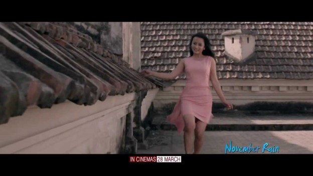 Kasto Mitho Nepali Movie Song November Rain