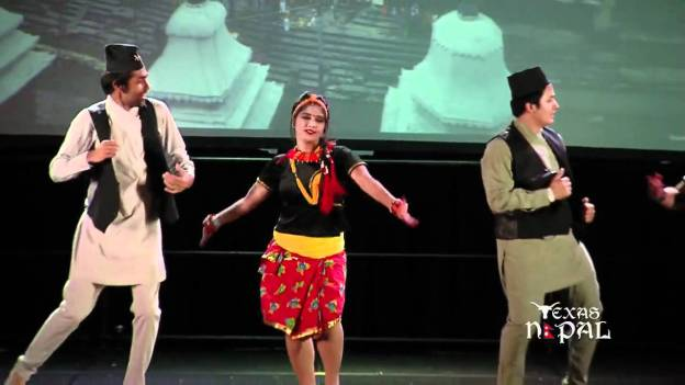 Nepali Cultural Night at 30th ANA Convention 2012