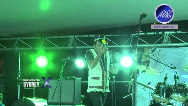 Nima Rumba LIVE Sydney Festival 2014