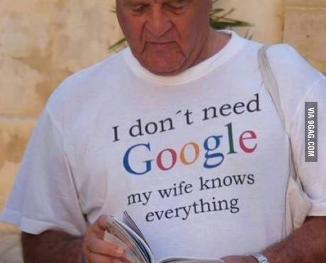 I don't need Google