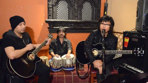 Phiroj Shyangden performing Timro Jasto Mutu