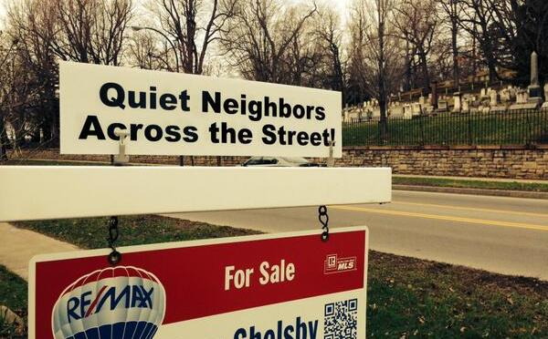 Quiet Neighbors Across the street