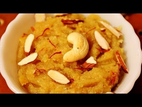 Suji ko Halwa – Semolina Pudding Video Recipe