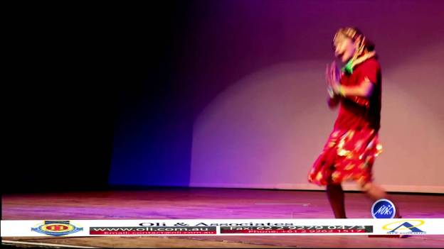 Teriya Magar dance performance in Australia