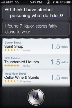 Thank you Siri (Fail)
