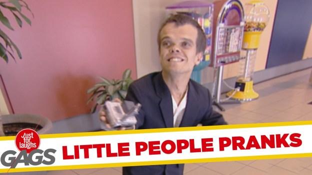 Little People Pranks