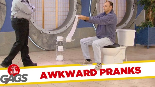 Most Awkward Pranks