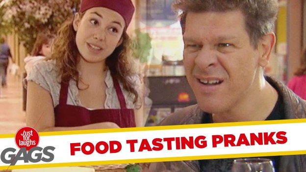 Best Food Tasting Pranks
