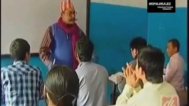 Dumba Teacher – Nepali Comedy