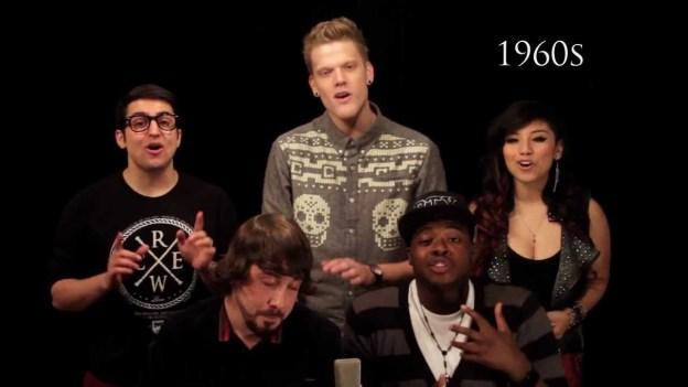 Evolution of Music – Pentatonix