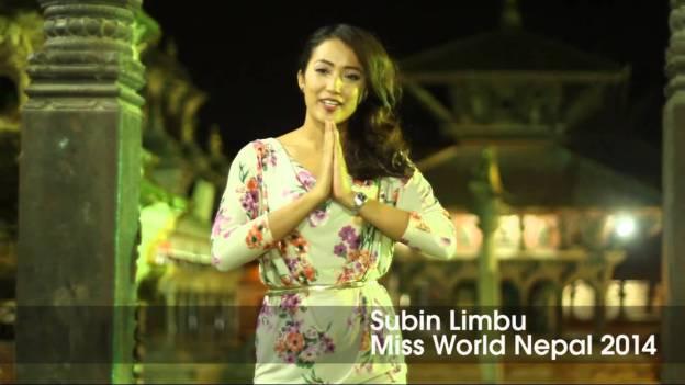 Miss World Contestant Introduction: Miss Nepal Subin Limbu