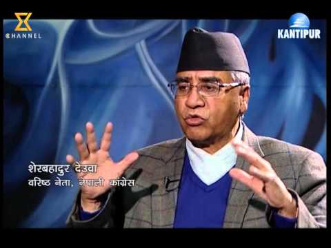 Fireside with Sher Bahadur Deuba