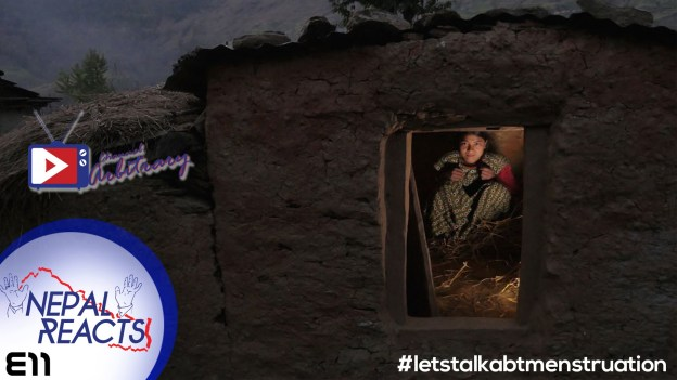 Nepal Reacts: महिनाबारी / Menstruation
