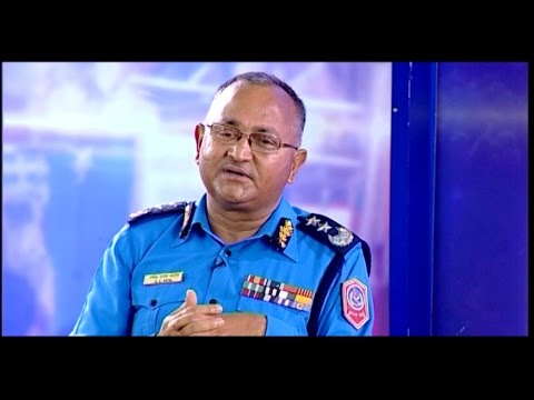 Sajha Sawal Episode 459 Law and Order – Public Debate with IGP