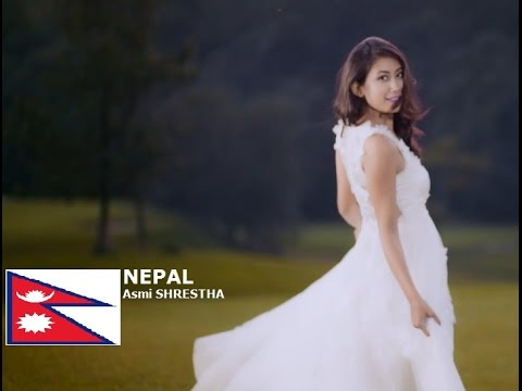 Miss World 2016 Nepal, Asmi SHRESTHA – Contestant Introduction