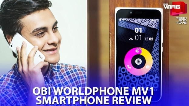 TECH & TOYS: Obi Worldphone MV1 Review