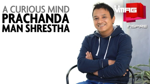M&S INSPIRE: Love Sasha Director Prachanda Man Shrestha