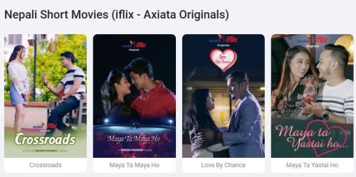 Nepali short movies iflix