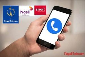 Ntc Ncell Smart Telecom